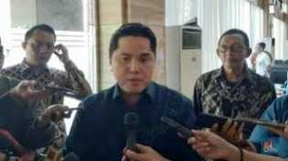 Erick akan Rombak Direksi BUMN, KRAS & Jiwasraya Jadi Fokus