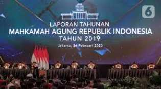Ketua MA Klaim Mekanisme Gugatan Sederhana Bantu Dongkrak Pertumbuhan Ekonomi