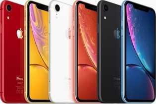 Ini Ponsel Terlaris Kuartal III/2019 : iPhone XR, Galaxy A10, Galaxy A50