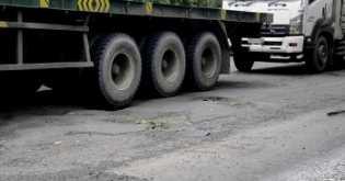 Kendaraan Berat Dilarang Melintas di Riau Mulai H-3 Lebaran