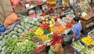 Mei 2019, Inflasi Ramadan Didorong Bahan Makanan hingga Transportasi