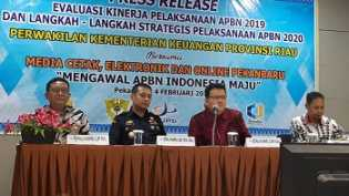 Tak Capai Target, tapi Penerimaan Pajak Riau lebih Baik dari Nasional