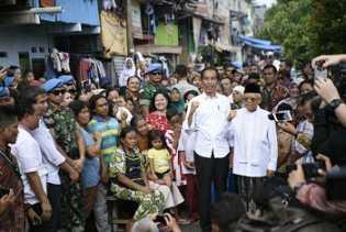 Jokowi-Amin Dilantik Hari Minggu, Mengikuti Tanggal Periode Sebelumnya