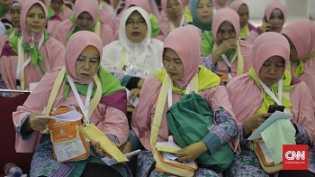 Corona, Kemenag Siapkan Skema Pembatalan Haji 2021