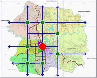 Perda RTRW Kota Pekanbaru Menunggu Verifikasi KLHS