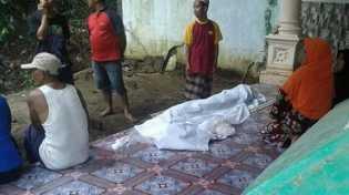 Wow! Jasad Perempuan di Jember Terkubur 10 Tahun Masih Utuh