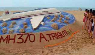 Ditemukan Puing Hangus, MH370 Diduga Terbakar