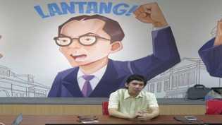 Disomasi Polisi, Ananda Badudu: Saya Tak akan Lari