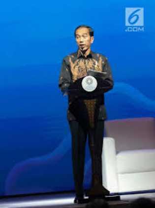 Jokowi: Subsidi Gaji Reward buat Pekerja dan Perusahaan Patuh Bayar BPJS Ketenagakerjaan