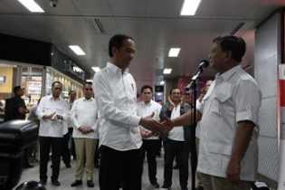 Menanti Sikap Politik Prabowo : Oposisi, di Bawah Jokowi, atau Mitra Sebanding?