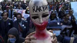 Jokowi, Neo Orba dan Awan Gelap Kebebasan Sipil