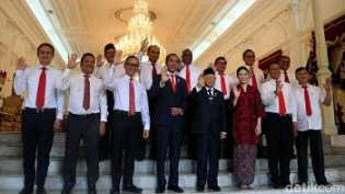 Digugat ke MK, Wakil Menteri Diminta Dihapus