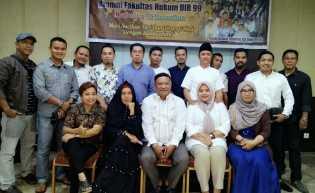 Alumni FH UIR 99 Akan Meriahkan 20 Tahun Kebersamaan