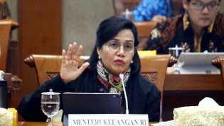 DPR Cecar Sri Mulyani soal Subsidi Elpiji 3 Kg hingga Cukai Rokok