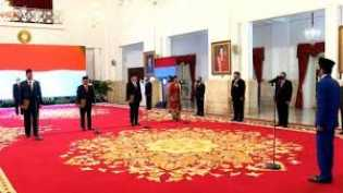 Jokowi Angkat 4 Dewan Komisioner LPS, Purbaya Yudhi Sadewa Jadi Ketua