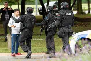 PM Selandia Baru: 40 Orang Tewas dalam Penembakan di Dua Masjid