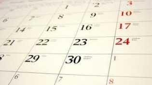 Daftar Libur Akhir Tahun dan Cuti Bersama Desember 2020 plus Long Weekend