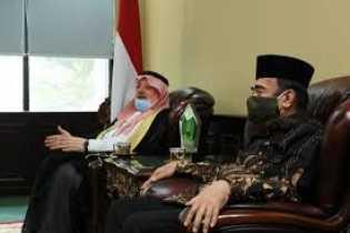 Menag Harap Kuota Haji Indonesia Ditambah, Begini Reaksi Dubes Arab Saudi
