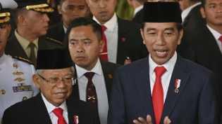 Reshuffle Kabinet Jokowi, Sejumlah Nama Menguat