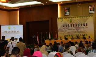 Musrenbang 2017 Provinsi Riau, Pemkab Bengkalis Prioritas Pembangunan Kecamatan