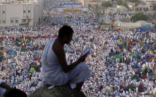 1,5 Juta Muslim Bersiap Jalani Ibadah Puncak Haji di Armina