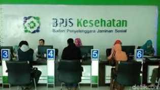 Iuran BPJS Kesehatan Naik, 372.924 Peserta Turun Kelas