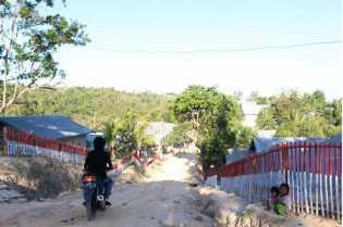 Relokasi untuk Normalisasi Konservasi Tahura Murhum