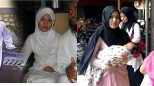 Masih Ingat Ulfa, Perempuan Berusia 12 Tahun yang Dinikahi Syekh Puji, Begini Nasibnya Sekarang!