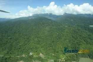 Teken MoU dengan Bappenas, Riau Jadi Provinsi Percontohan Rendah Karbon