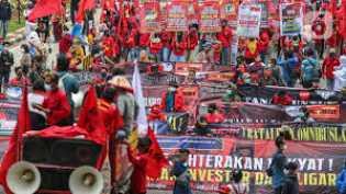 Tolak UU Cipta Kerja, Buruh di 24 Provinsi Gelar Demo Serentak 2 November 2020
