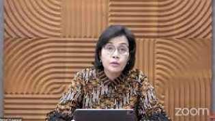 Sri Mulyani: Ekonomi Hilang Rp 1.356 T Akibat Pandemi