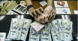 Jelang Pemilu, Dolar AS Betah di Rp 14.100-an