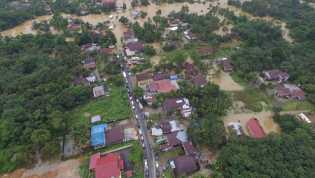 166 Wilayah Banjir dan Tanah Longsor Warnai Musibah di Awal Tahun