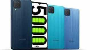 Samsung Galaxy M12, Smartphone Rp 1 Jutaan dengan Kamera 48MP dan Baterai Besar