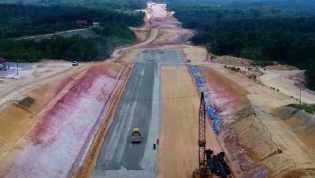 Ini Dia Progres Pembangunan Tol-tol di Luar Jawa! Riau Bagaimana?