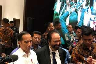 Jokowi: Ada yang Coba Halangi Saya Hentikan Impor, Pasti Saya Gigit