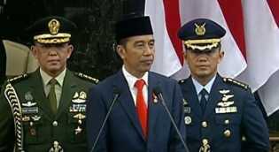Presiden Jokowi Buka Musrenbang RPJMN 2020-2024