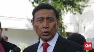 Wiranto Dipercaya Jokowi Pimpin Wantimpres 2019-2024