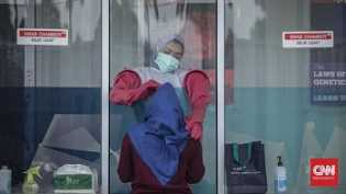 Kilas Balik 8 Bulan Pandemi, Covid Tembus 300 Ribu Kasus