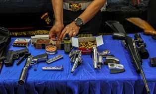 Pecatan Polisi Pekanbaru Jadi Gembong Narkoba Internasional