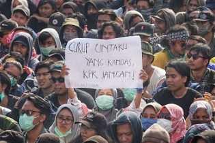Mahasiswa Ogah Bertemu Presiden Jokowi di Ruang Tertutup