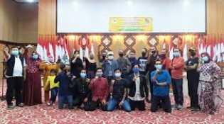 Terpilih Secara Aklamasi, Fedli Azis Nahkodai Dewan Kesenian Kota Pekanbaru