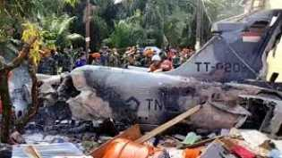 Deretan Fakta Jatuhnya Pesawat TNI AU di Riau