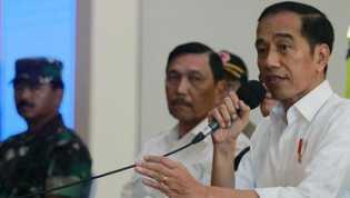 Jokowi Sebut Gugus Tugas RT/RW Kunci Pengendalian Corona