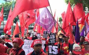 Jokowi Harap Buruh Indonesia Harus Kompetitif dan Sejahtera