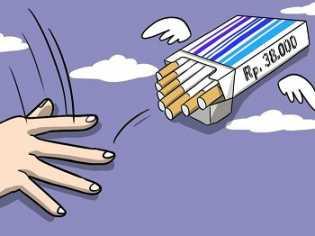 Hati-hati! Beredar Hoax Daftar Harga Rokok di 2020