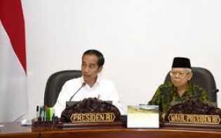 Presiden Jokowi: Volume Dagang Indonesia-AS Tembus Rp831 Triliun pada 2024