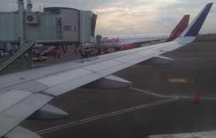 Jokowi Minta Tanyakan ke Menhub Soal Tiket Pesawat Masih Mahal