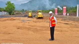 Pembangunan Tol Padang-Pekanbaru Diperkirakan Selesai 2023