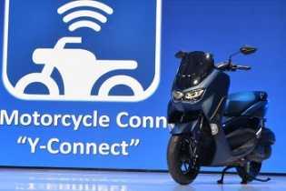 Aplikasi Y-Connect Meluncur Bersamaan dengan NMAX Baru